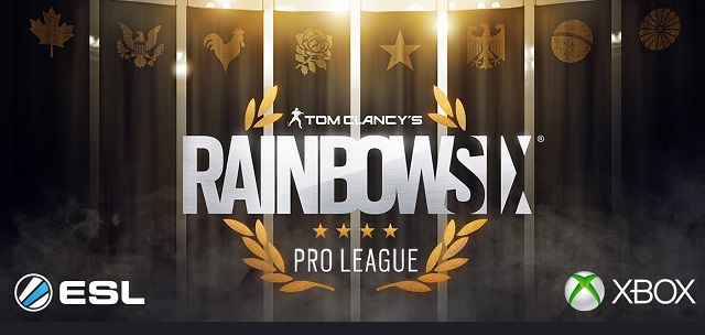 Rainbow Six Pro League global competition coming in March