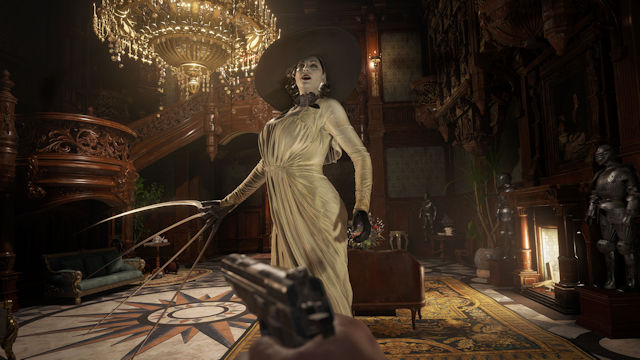 New Resident Evil Village demo coming soon