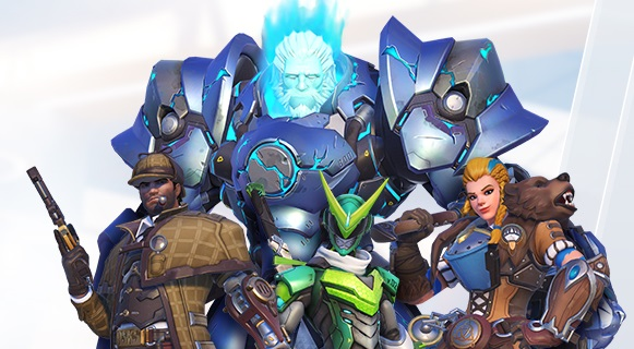 Overwatch giving out double XP this weekend