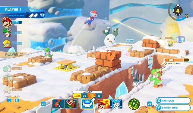 Mario + Rabbids Kingdom Battle adds Versus Mode