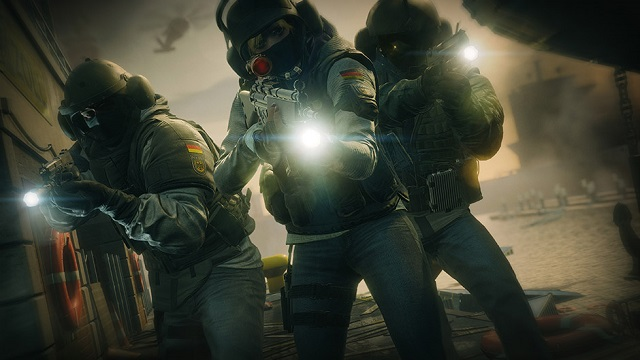 Rainbow Six Siege is free this weekend on Xbox One