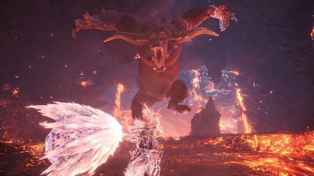Rajang comes to Monster Hunter World: Iceborne