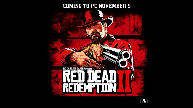 Red Dead Redemption 2 riding onto PC