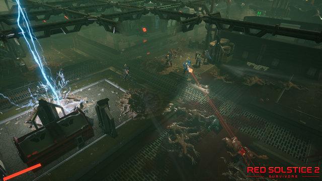Red Solstice 2: Survivors infiltrates Steam