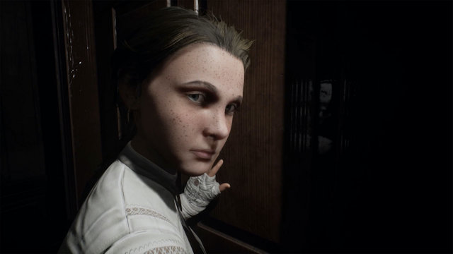 Remothered: Broken Porcelain breaking out early