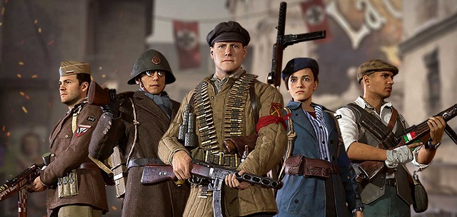 Call of Duty: WWII welcomes The Resistance