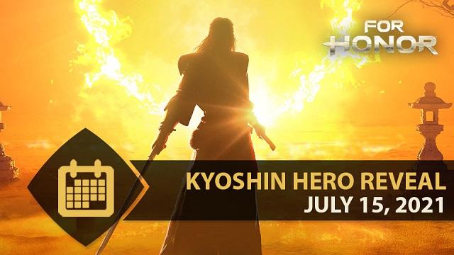 Kyoshin hero coming to For Honor