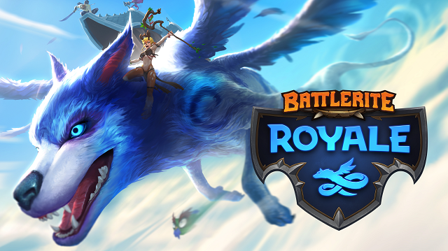 Battlerite spinning off battle royale mode