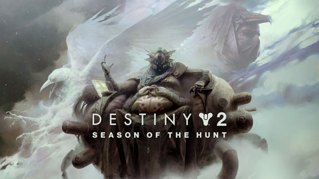 It's the Season of the Hunt in Destiny 2