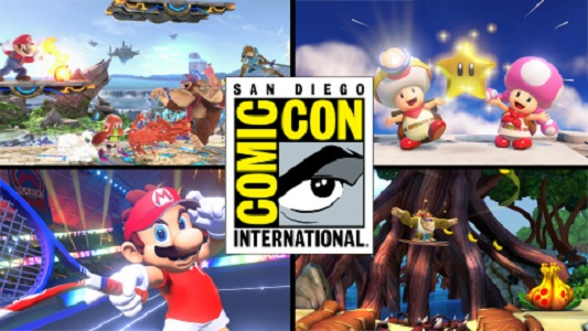Nintendo Gaming Lounge returning to Comic-Con