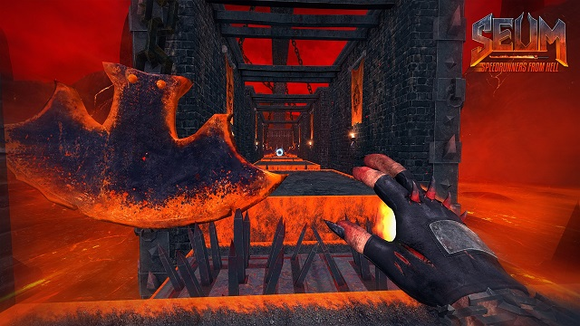 Speedrunners from Hell unleashed on Steam