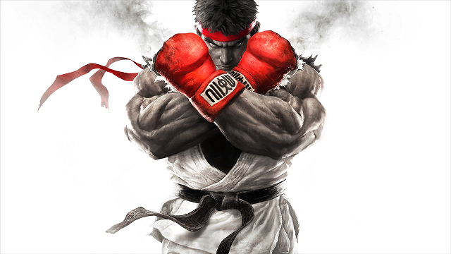 Street Fighter V rises up into release