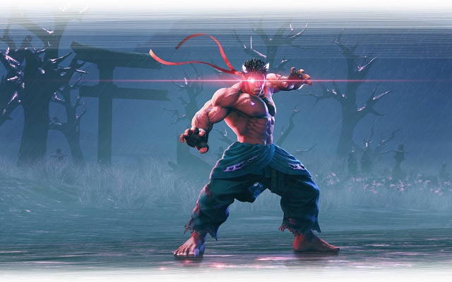 Street Fighter V uncages Kage