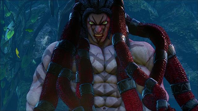 New Street Fighter V fighter revealed