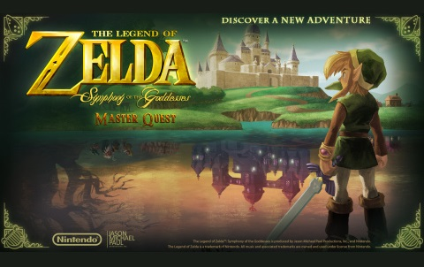 The Legend of Zelda: Symphony of the Goddesses 2015 tour dates announced