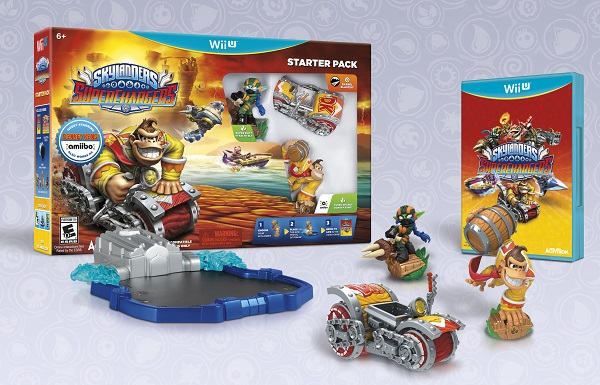 Donkey Kong and Bowser to guest star in Skylanders