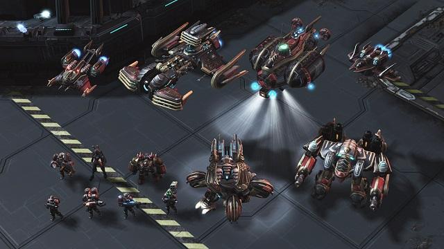 Commander Arcturus Mengsk joins StarCraft II