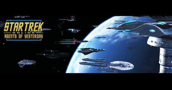 Star Trek Online launches Agents of Yesterday today