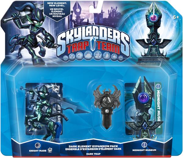 Skylanders Trap Team adding new elements