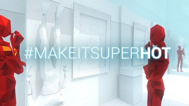 SUPERHOT contest offering over $50K in prizes