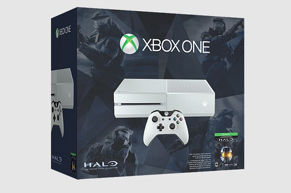 Halo: The Master Chief Collection Bundle releasing in white
