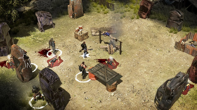 Wasteland 2 Game of the Year Edition upgrade will be free for owners