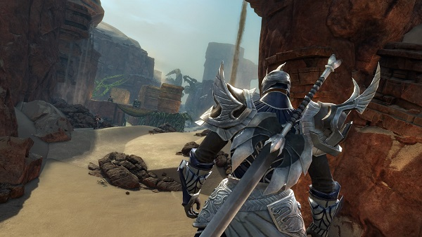 Echoes of the Past heard in Guild Wars 2