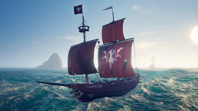 Cursed Sails coming to Sea of Thieves at end of month