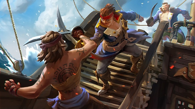 Still time to get into Sea of Thieves Technical Alpha