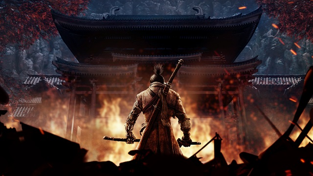Sekiro comes out of the shadows