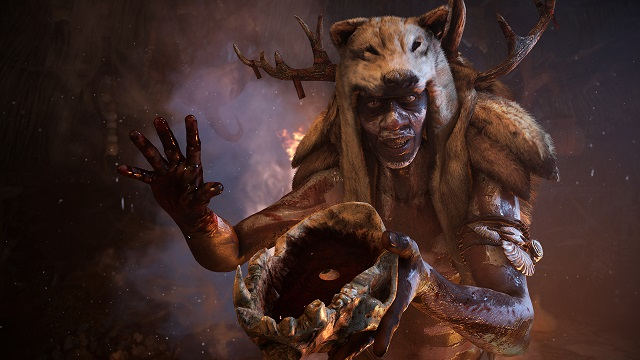 Far Cry Primal reveals the Beast Master