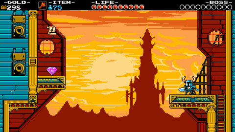 Wii U and 3DS scooping up Shovel Knight tomorrow