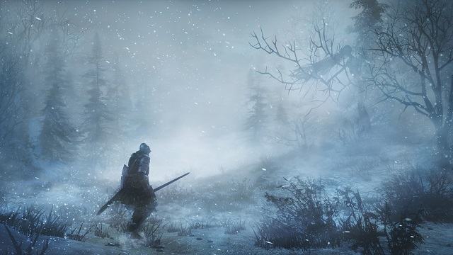 Dark Souls taking gamers to the land of Ariandel