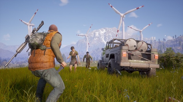 State of Decay 2 spreads into release