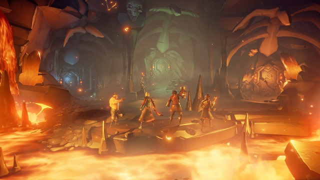 Sea of Thieves releases Heart of Fire