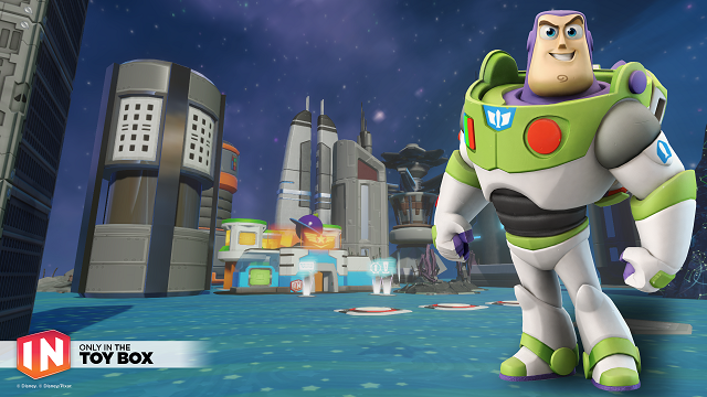 Disney Infinity kicks off new Toy Box Challenge series