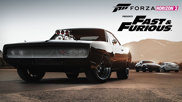 Forza Horizon 2 getting a little Fast & Furious