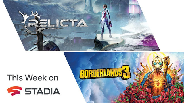Play Borderlands 3 for free this weekend on Stadia