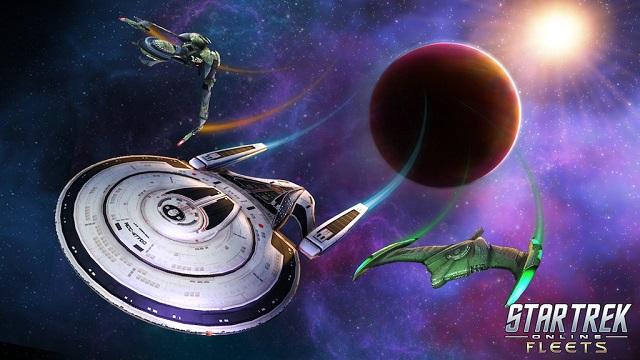 Fleets lands in Star Trek Online