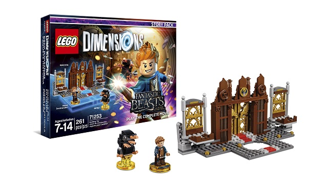 LEGO Dimensions launches six new expansions