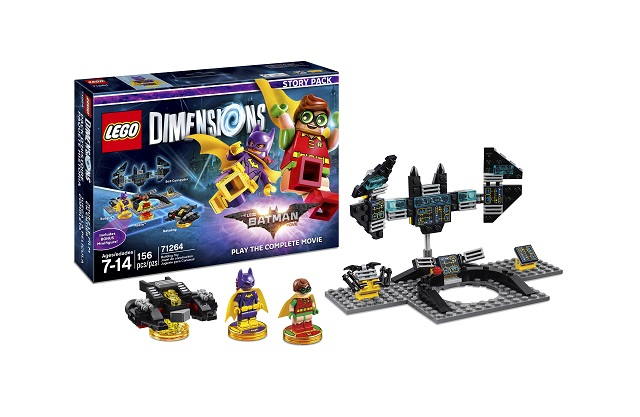 LEGO Batman Movie and Knight Rider coming to LEGO Dimensions news image
