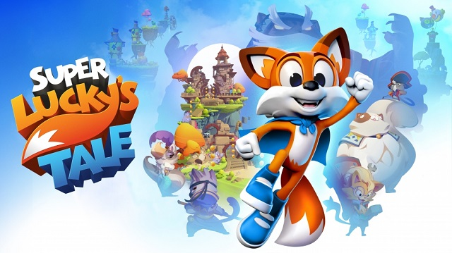Xbox now telling Super Lucky's Tale