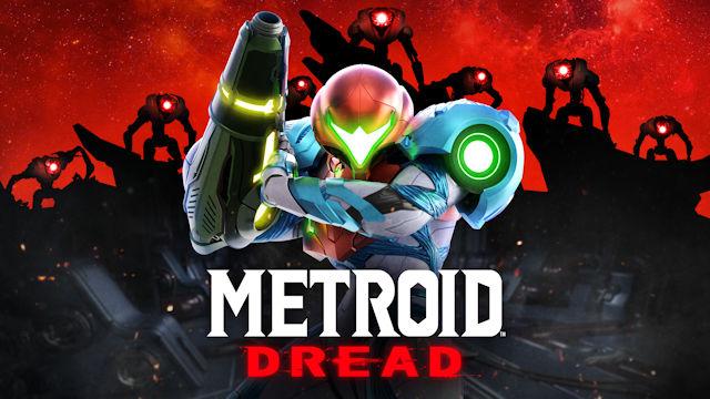 Metroid Dread coming in October