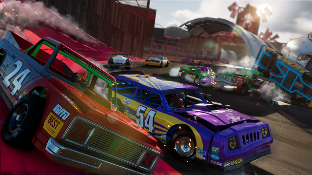 Demolition Derby smashes into The Crew 2