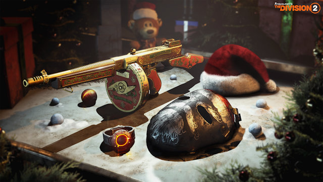 The Division 2 launching Season 4 and holiday event next week