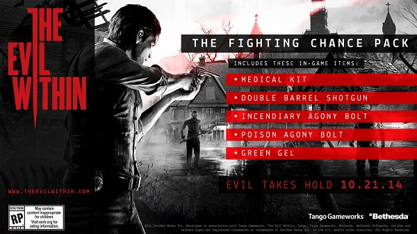 The Evil Within delayed but pre-order bonuses available