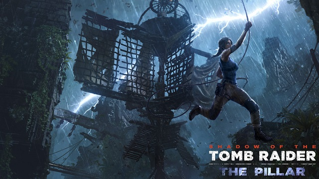 Shadow of the Tomb Raider ascends The Pillar