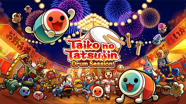 Taiko no Tatsujin bangs the drum again