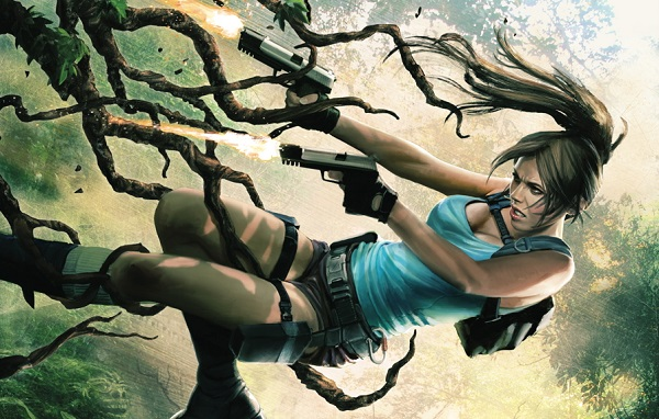 Lara Croft to face the Frozen Omen this fall