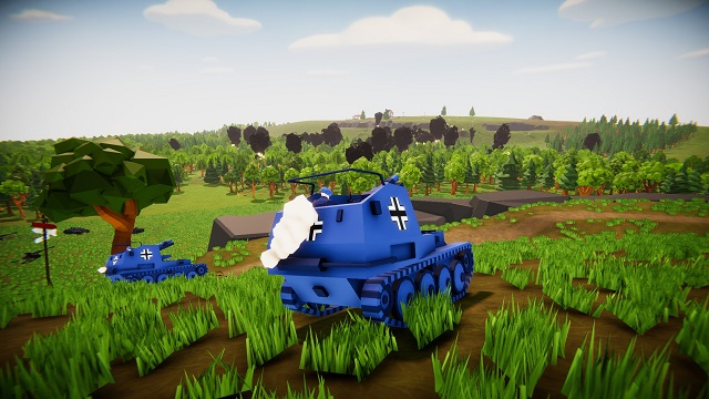 Total Tank Simulator moves out in May